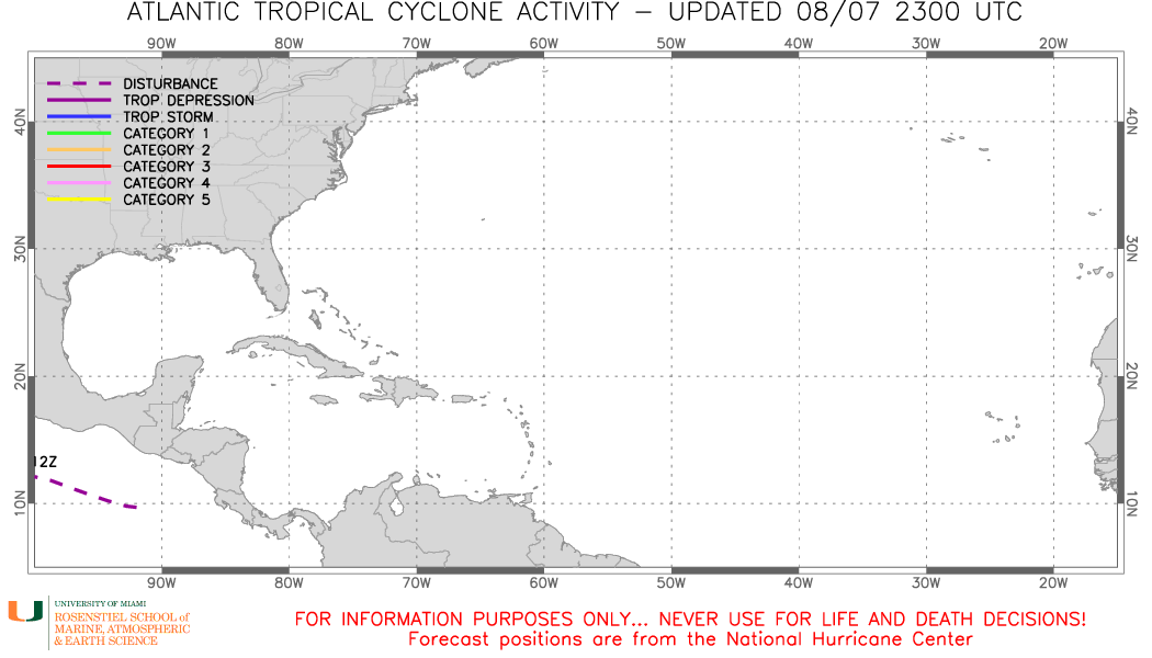 Atlantic Tropical Activity